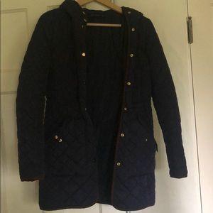 Lightweight Zara puffy jacket